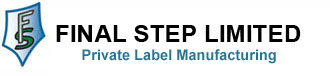 logo of final step ltd.